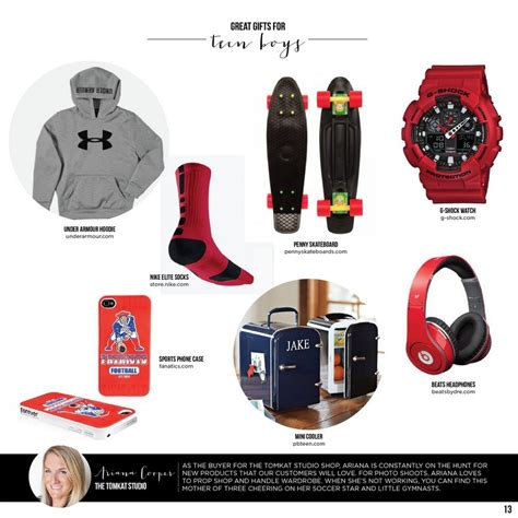great gifts for teen boys tomkat holiday gift guide