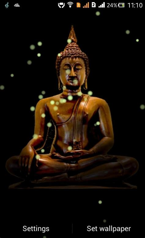 buddha live wallpaper buddha fireflie live wallpaper android apps on play