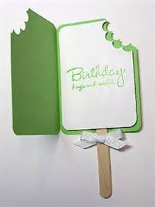 Cute Homemade Birthday Card Ideas
