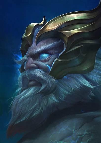 Dota Deviantart Zeus Ang Angg Dota2 Arcana