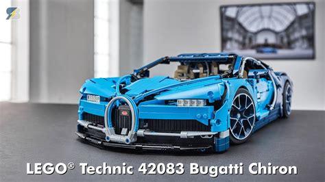 lego technic bugatti chiron 42083 lego 174 technic 42083 bugatti chiron officially revealed