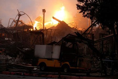 insured losses  deadly california wildfires  hit