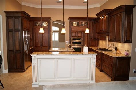 kitchen cabinets and islands brown kitchen cabinets modification for a stunning kitchen