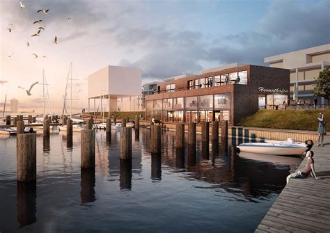 priwall waterfront sonderbau  einseins architekten