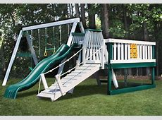 CONGO Swing'N Monkey 3 Position Swing Set With Play Deck