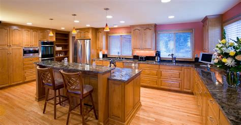kitchen remodel  aging  place   kitchen island