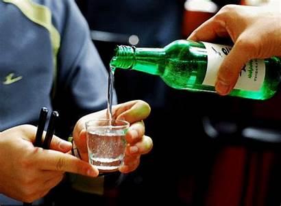Korean Soju Drinking Culture Drink South Korea