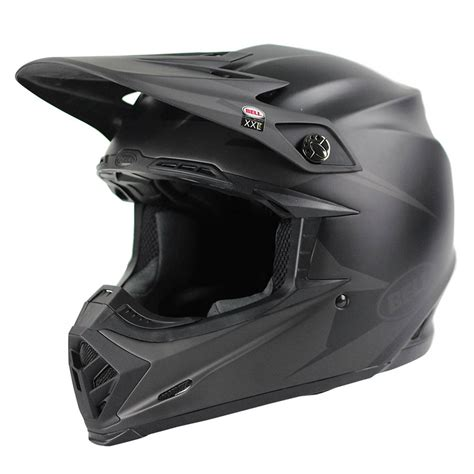 new motocross helmets bell helmets new 2017 mx moto 9 intake dirt bike matte