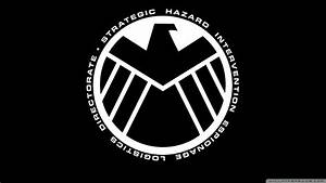 Download Marvel The Avengers Shield Logo Wallpaper ...