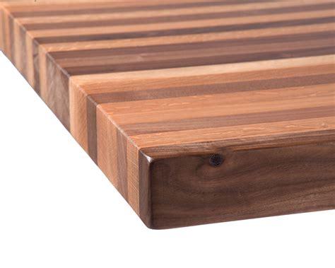 oak butcher block nutty oak oak walnut butcher block