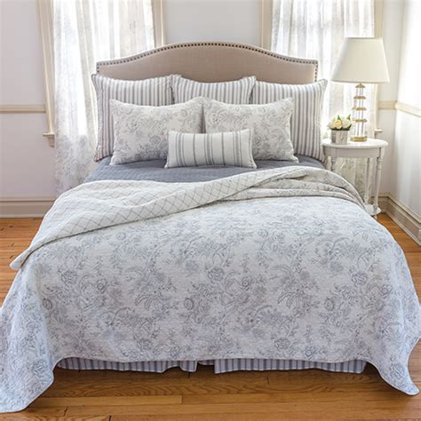 clementina cement by c f quilts beddingsuperstore com