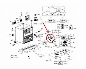 Samsung Part  Mkv190cl2b  E01 Compressor  Oem