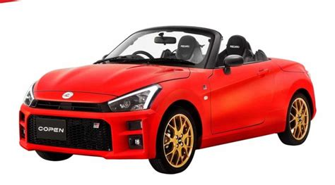 Modifikasi Daihatsu Copen by Mengintip Daihatsu Copen Gr Sport Si Imut Nan Sporty