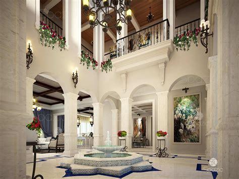 luxury palace interior design  decor  dubai  spazio
