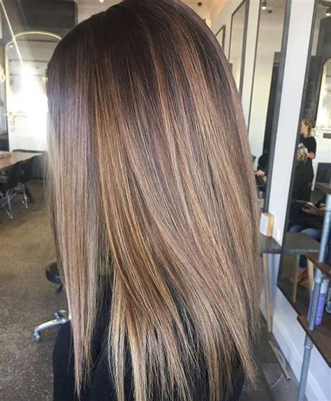 brown hair with light brown highlights highlights ideas best brown hair with