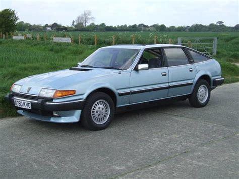 Rover Sd1 3500 Se Auto (1982)