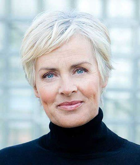 19 Great Pixie Haircuts for Older Women The UnderCut