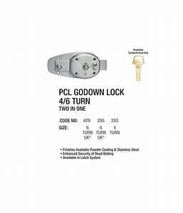 Buy Harrison Godown Lock  6t  Ss Online At Low Price In
