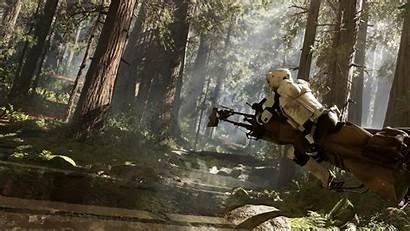 Wars Star Forest Jungle Trooper Endor Scout