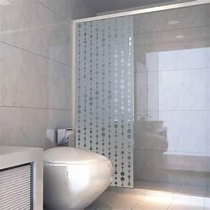 decorez votre paroi de douche tout en occultant la vue With carrelage adhesif salle de bain avec transparent led screen