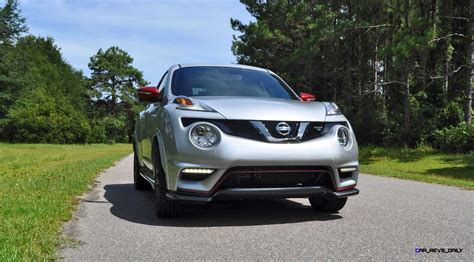 juke nismo lowered 2015 nissan juke nismo rs review