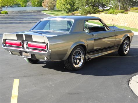 1967 Ford Mustang Completely Restored Eleanor Mustang