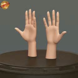 Female Hand Models