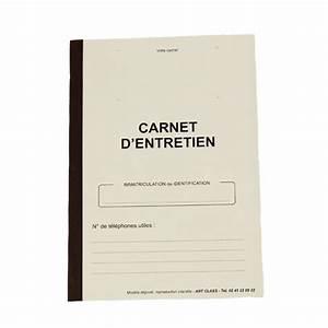 Carnet D Entretien Volkswagen : carnet d 39 entretien v hicule artclass artclass ~ Gottalentnigeria.com Avis de Voitures