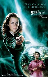 Harry Potter and the Order of the Phoenix Poster 5 | Mr ...