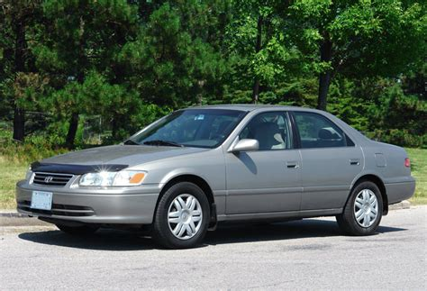 2001 Toyota Camry  Information And Photos Zombiedrive
