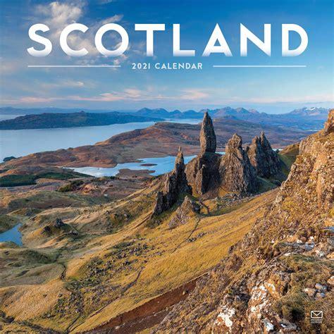 scotland calendar   calendar club