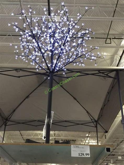led lights holiday decor at costco costcochaser