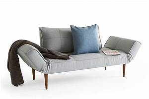 the zeal sofa bed from innovation denmark With zeal sofa bed