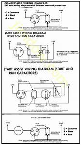 Fractional Compressor Wiring  Simplifying The Wiring Of A