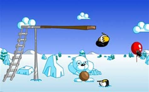jeux cuisine pingouin pingouin ballons jouez gratuitement à pingouin ballons