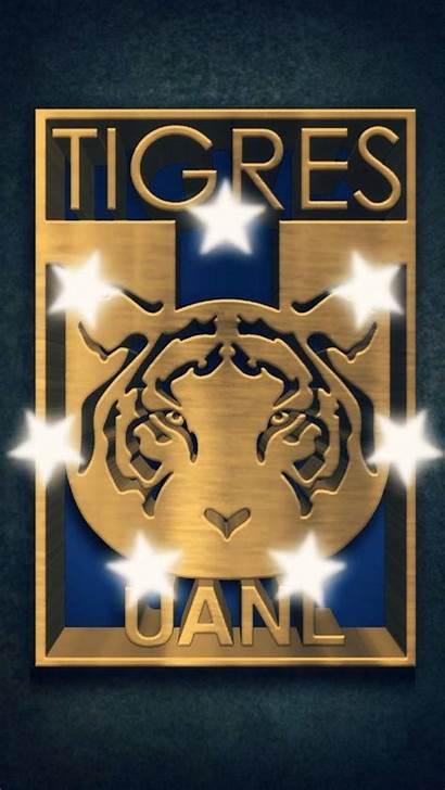 Tigres Uanl Wallpapers Pantalla Escudo Fondo Imagenes
