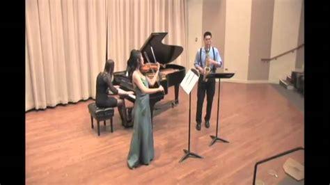 Couleurs D'un Reve For Violin