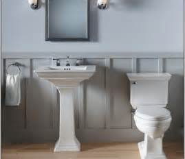 corner pedestal sinks for small bathrooms home