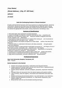 gallery for gt inexperienced dental assistant resume With inexperienced resume
