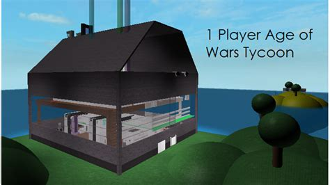 player age  wars tycoon roblox