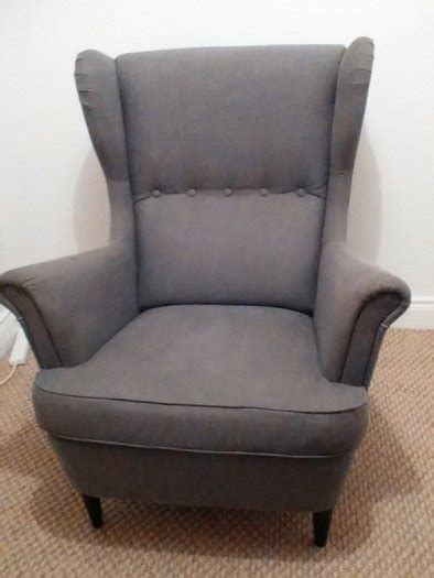 ikea strandmon wing chair for sale in drogheda louth from