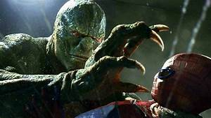 Spider-Man vs The Lizard - Sewer Fight Scene - The Amazing ...