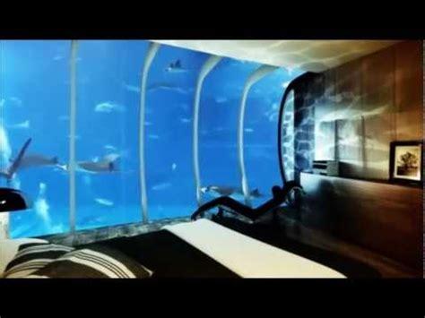 Atlantis Dubai Hotel Underwater Rooms