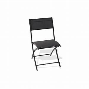 Chaise Camping Pliante : chaises de jardin pliantes chaise et fauteuil de jardin ~ Melissatoandfro.com Idées de Décoration