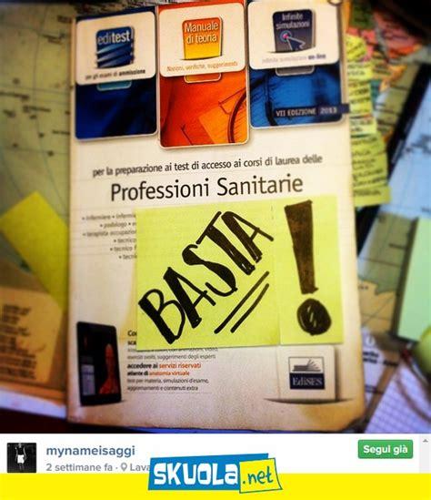 Test Ingresso Filosofia by Test Professioni Sanitarie 2014 1 Sui Social