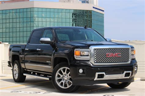 2015 gmc sierra denali review and photo gallery