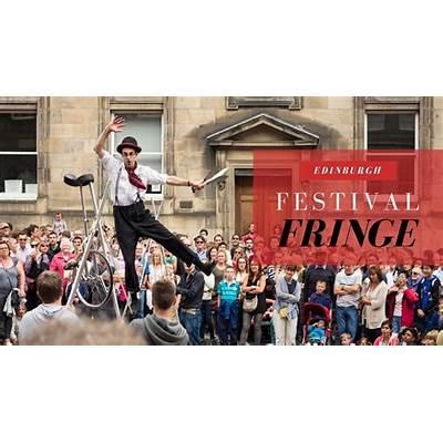 Edinburgh FringeThe Fringe FestivalEdinburgh
