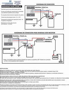 Diagrama De Encendido Electronico De Ford