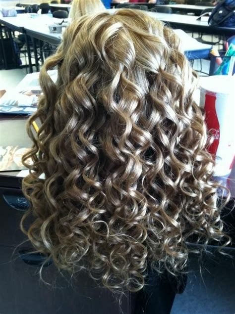 perfect tightness hold texture thickness spiral perm