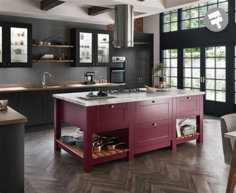 made kitchen cabinets paintable shaker kitchens howdens joinery 6990